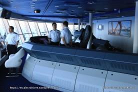 Anthem of the Seas - Passerelle de commandement (2)