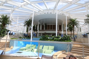 Anthem of the Seas - Piscine pour adultes