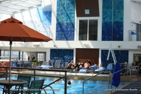 Anthem of the Seas - Piscines familles