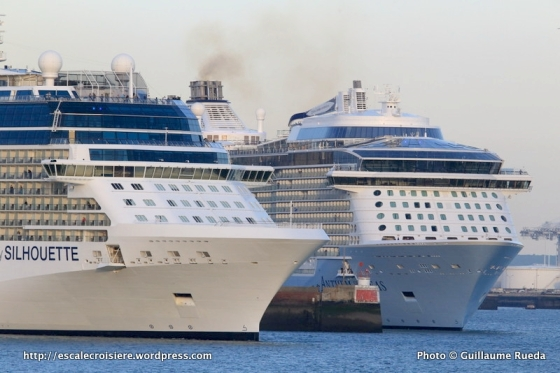 Celebrity Silhouette - Anthem of the Seas