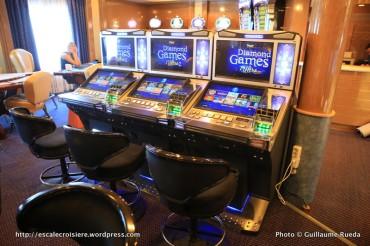 Celestyal Odyssey - Casino