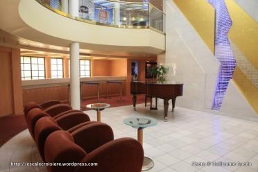 Celestyal Odyssey - Lobby - Bureau des excursions