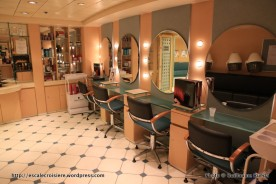 Celestyal Odyssey - Spa - Salon de coiffure