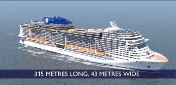 MSC Meraviglia - Vista classe