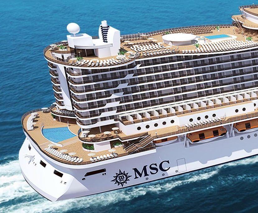 MSC Seaside une nouvelle génération de paquebots | Escale ...