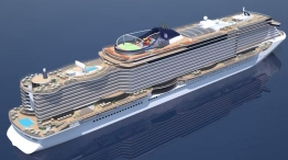 MSC Seaside - 3D
