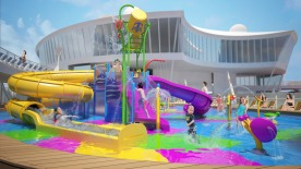 Harmony of the Seas - Splashaway bay