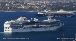 Island Princess - Mein Schiff 2 - Toulon