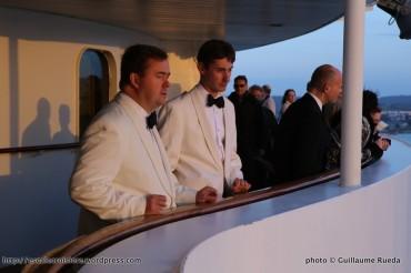 Queen Mary 2 - Soirée de gala