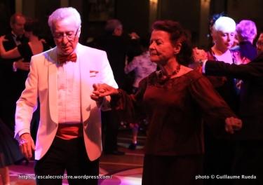 Queen Mary 2 - Gentleman Dance Host
