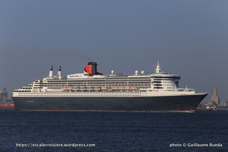 Queen Mary 2 - New Yotk
