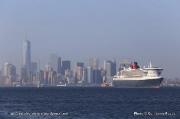 Queen Mary 2 - New Yotk