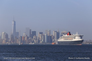 Queen Mary 2 - New York - NYC