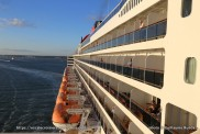 Queen Mary 2 - Ponts - Observation deck