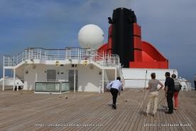 Queen Mary 2 - Shuffle board