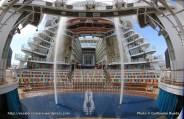 Allure of the Seas - Boardwalk - Aquatheater