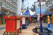 Allure of the Seas - Boardwalk - Carrousel