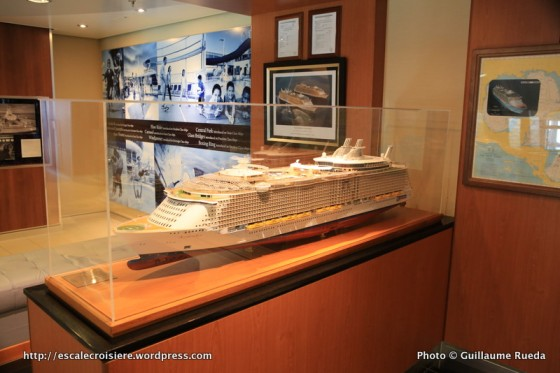 Allure of the Seas - Musée