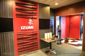 Allure of the Seas - Restaurant Izumi