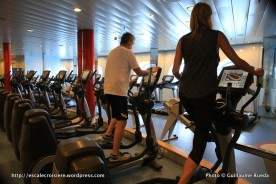 Allure of the Seas - Salle de sport