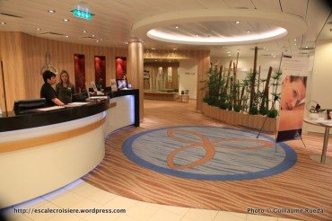 Allure of the Seas - Vitality at sea Spa & Fitness