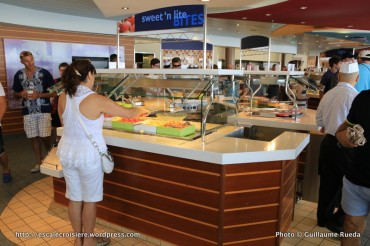 Allure of the Seas - Restaurant - Buffet - Windjammer