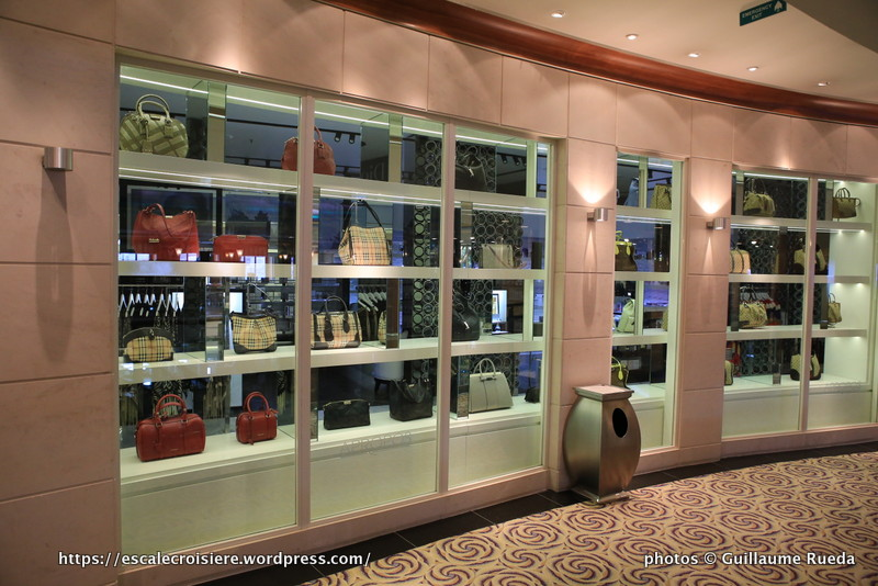 Crystal Serenity - Boutiques