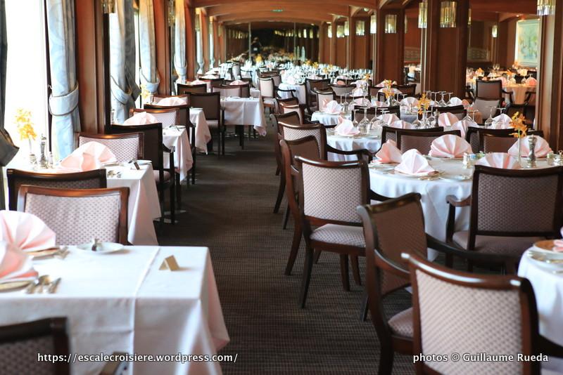 Crystal Serenity - Crystal Dining Room
