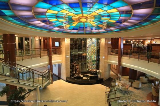 Crystal Serenity - Crystal Plaza