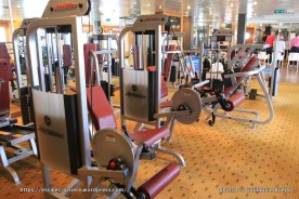 Crystal Serenity - Fitness Center