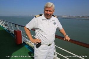 Crystal Serenity - Gary Hunter - Cruise Director