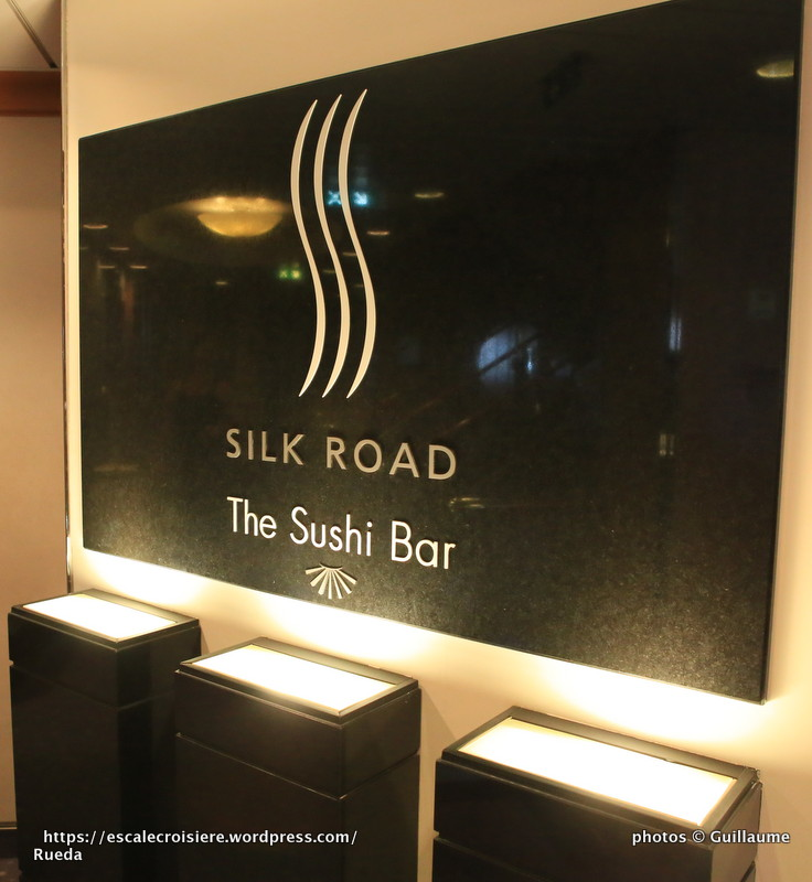 Crystal Serenity - Silk Road - Restaurant
