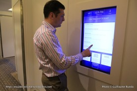 Viking Star - Bornes interactives