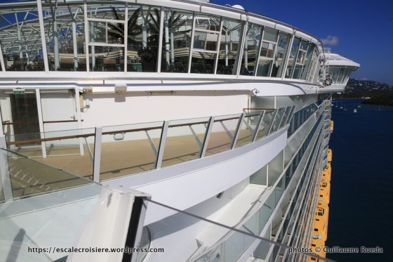 Oasis of the Seas - Wings