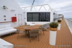 Viking Star - Aquavit Terrace - Infinity Pool - Piscine à débordement