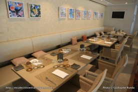 Viking Star - The chef's table