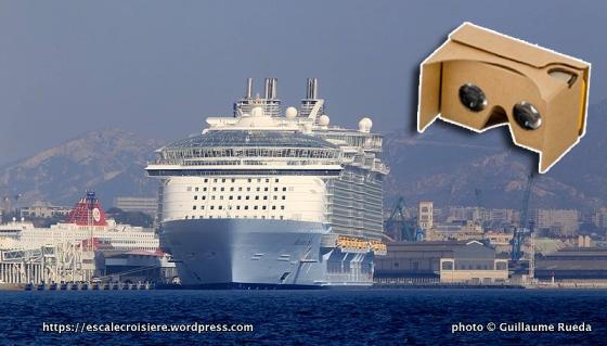 Allure of the Seas  - Google Card Board