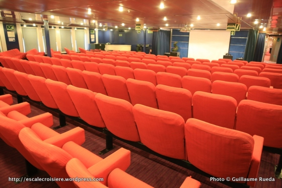 Azores - Salle de cinéma / auditorium