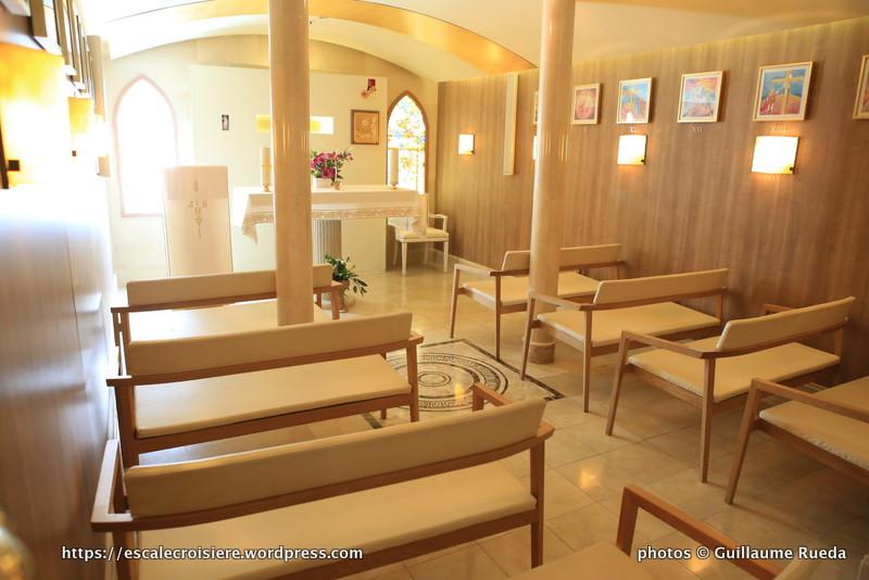 Celestyal Experience - Chapelle