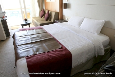 Costa neoRomantica - Cabine premium avec balcon - 1233