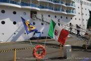 Costa neoRomantica - Embarquement