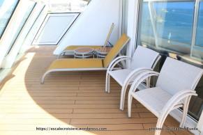 Costa neoRomantica - Grande Suite Samsara avec Balcon et Véranda Vue Mer - Cabine 1103