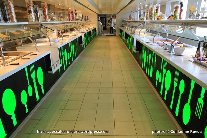 Costa neoRomantica - Le Giardino - Restaurant Buffet