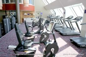 Costa neoRomantica - Salle de sport