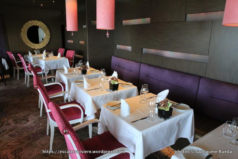 Costa neoRomantica - Samsara restaurant