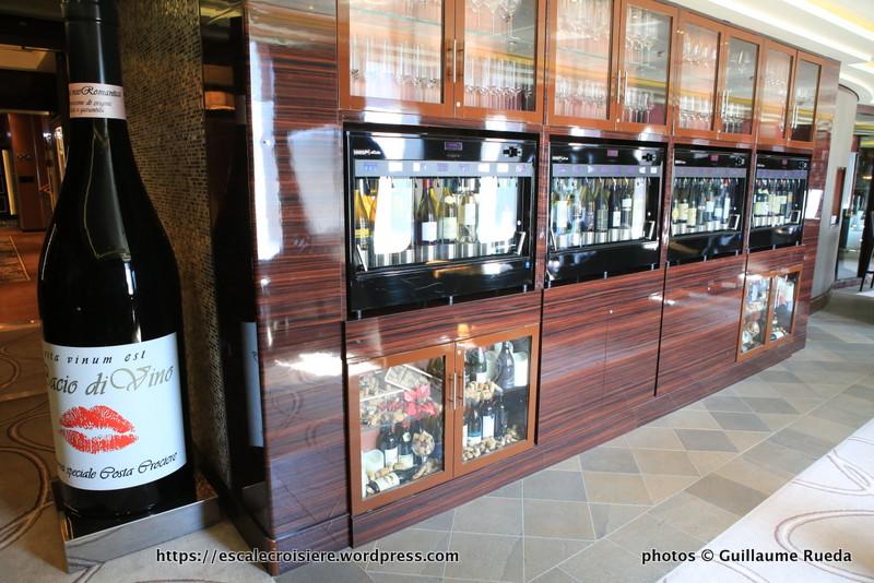 Celestyal Experience - bar à vin
