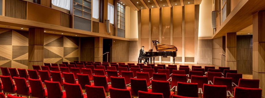 Mein Schiff 4 - Salle de concert