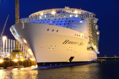 2016-01-11 - Harmony of the Seas -A34