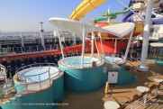 Norwegian Epic - Aquapark