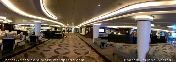 Norwegian Epic - Atrium
